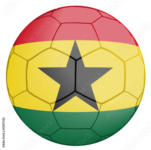 Ghana Soccer Ball World Cup