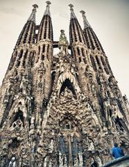 Sagrada Familia ,Barcelona
