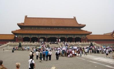 winter palace in beijing