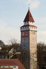 Ravensburg – Gemalter Turm