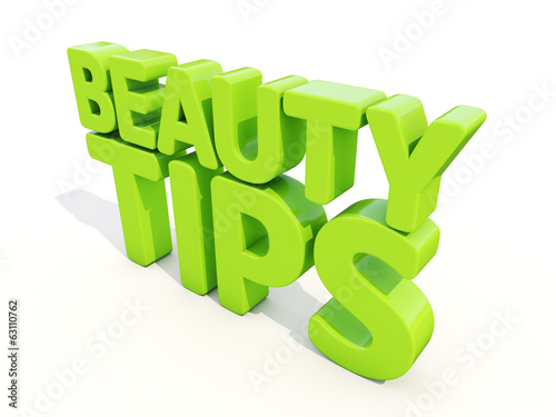 3d Beauty tips