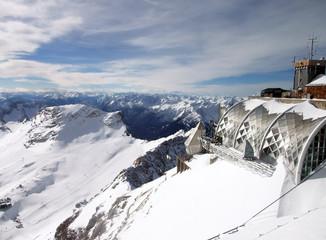 Zugspitze - Ausblick