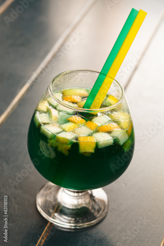 tasty cocktail