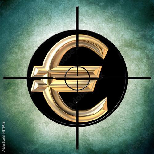 Euro target