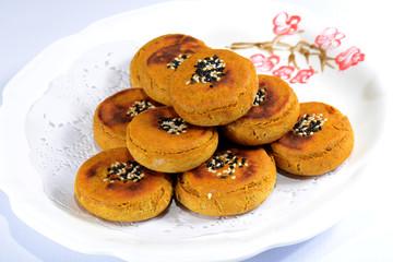 Chinese Food: Tartary Buckwheat Cakes