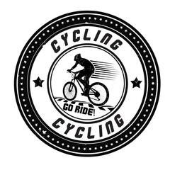 Cycling stamp