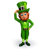 Leprechaun for patrick