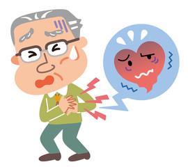 心臓病 発作 高齢者