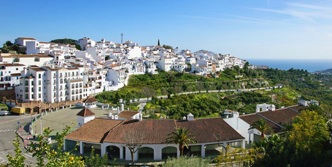 village de Frigiliana