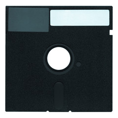 Magnetic diskette
