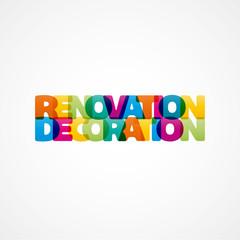 rénovation/décoration
