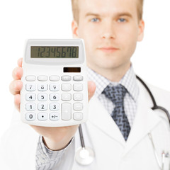 Medicine, healthcare and all things related - 1 to 1 ratio