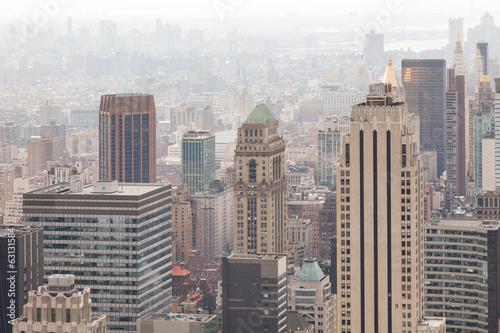 Foto op Aluminium New York New York Buildings