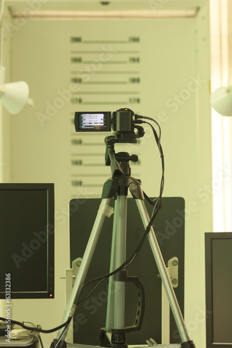 Equipment for photographic ID card