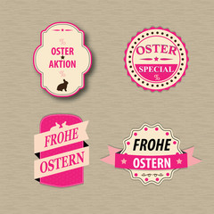 Oster Stickers