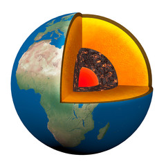 Earth section