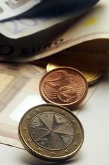 Euro maltese אירו מלטזית