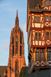 Historische Architektur in Frankfurt am Main