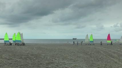 boulogne son port et sa plage