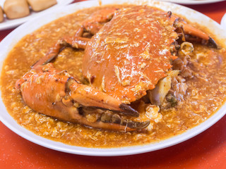 Big Chilli Crab