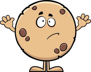 Guilty Cartoon Cookie