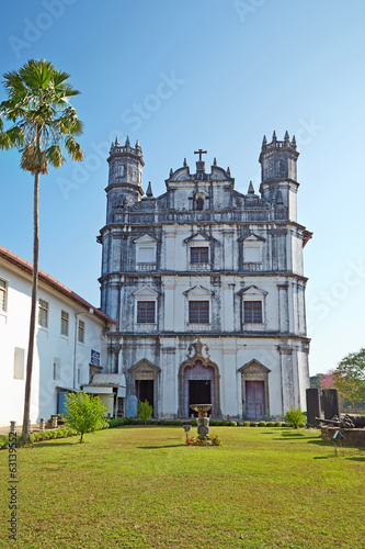 Church of St. Francis of Assisi; Goa, India