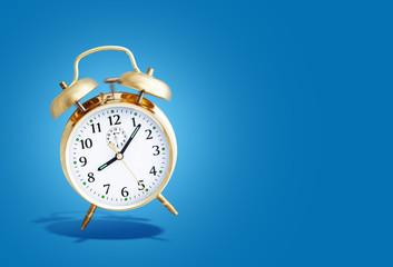 ringing clock