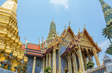 Temple of The Emerald Buddha 1