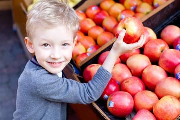 kid shopping