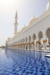 Sheikh Zayed Bin Sultan Al Nahyan Mosquée