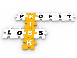 risk management jigsaw puzzle