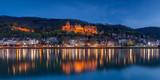 Heidelberg bei Nacht