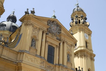 Theatinerkirche, munich