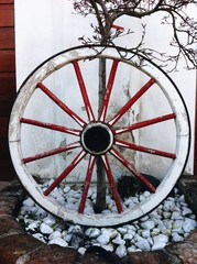 Vecchia ruota