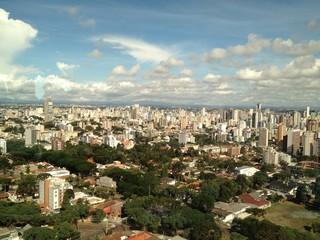 Skyline de Curitiba