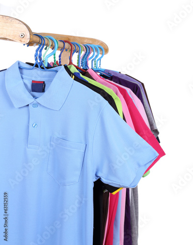 Hanging Polo shirt