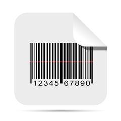 Bacode Sticker, Illustration