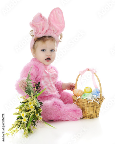Baby Girl Easter Bunny