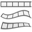 Cinema Film Strip Set - 63154367