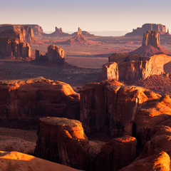 Wild West, USA state park, Monument Valley