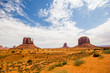 The Monument Valley, USA