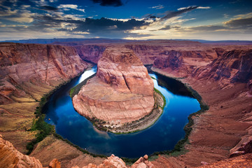 Grand Canyon, horseshoe bend, colorado river