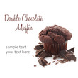 Double Chocolate Muffin