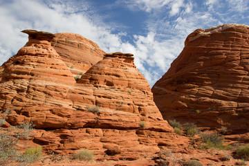 Arizona, Rocky desert