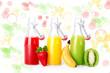 frischer Fruchtsaft