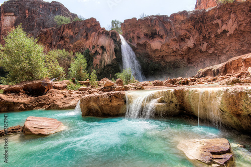 Havasupai Waterfalls, USA