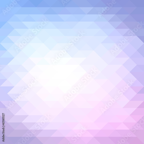 Colorful geometric pattern. Vector illustration.
