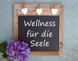 Fototapety Wellness für die Seele!