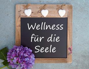 Wellness für die Seele!