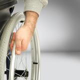 Fototapety wheelchair